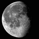 Fáze měsíce - Couvající Měsíc