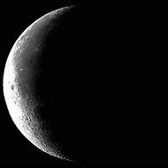 Aktuální fáze Měsíce